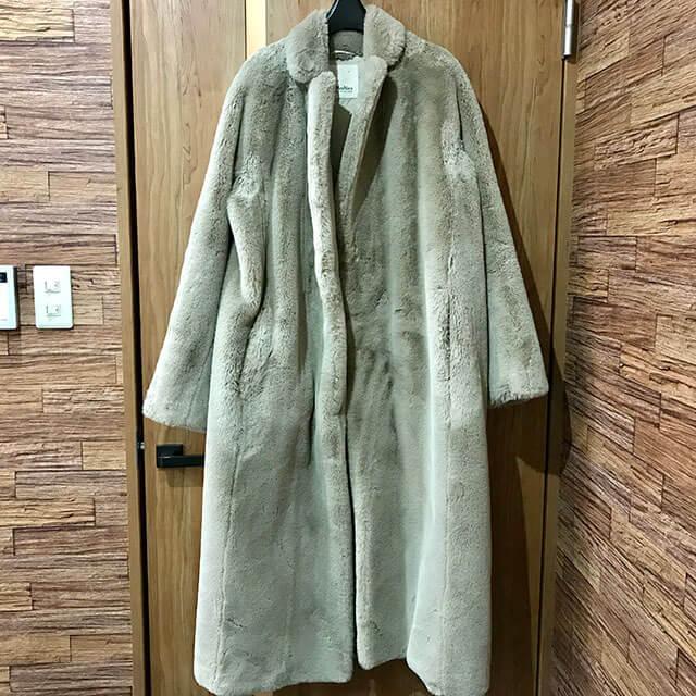 芦屋のお客様からマックスマーラのコートを買取_01