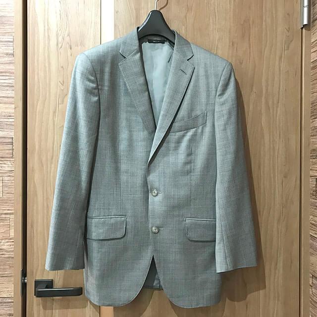 天王寺のお客様からトムフォードの【オコナー スーツ】を買取_02