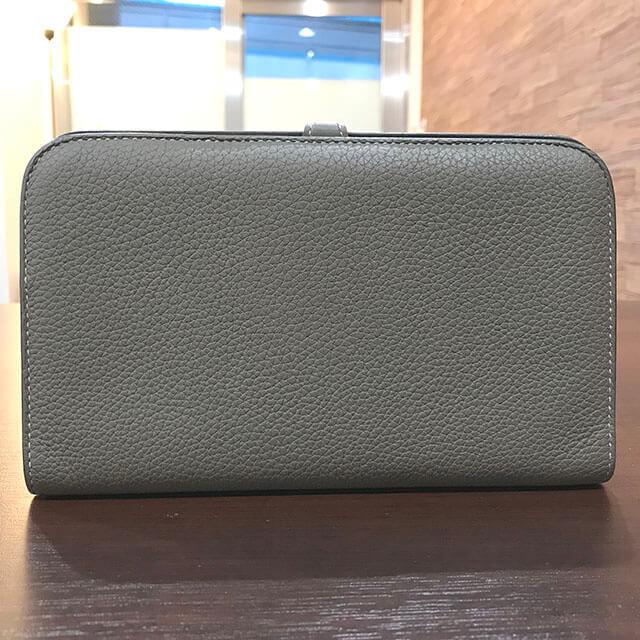 谷町四丁目のお客様からエルメスの財布【ドゴンGM】を買取_02
