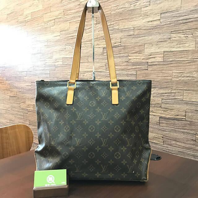 都島のお客様からヴィトンのバッグ【カバピアノ】を買取_01