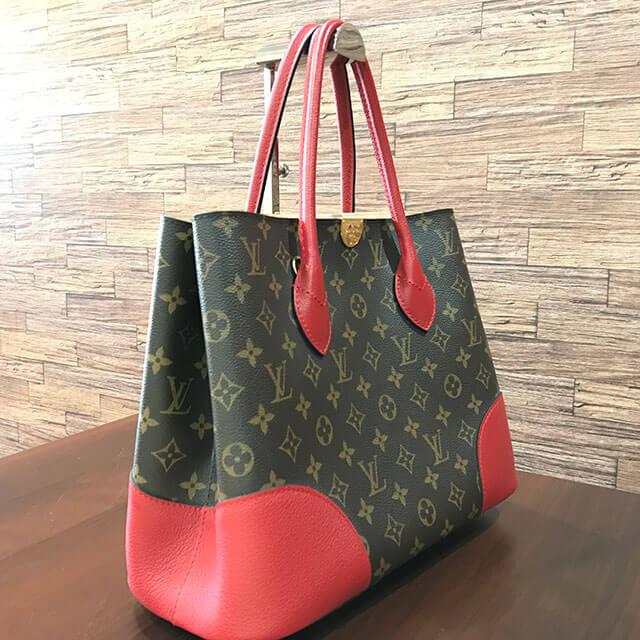 住之江のお客様からヴィトンの2wayバッグ【フランドリン】を買取_02
