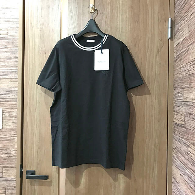 モノカウ心斎橋店にて岸里のお客様からモンクレールのTシャツを買取_01
