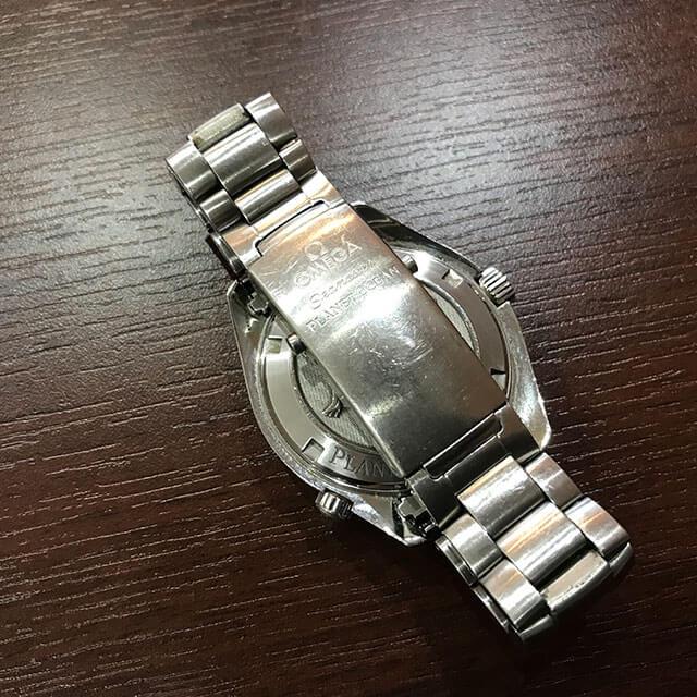 寝屋川のお客様からオメガの腕時計【シーマスター プラネットオーシャン】を買取_03