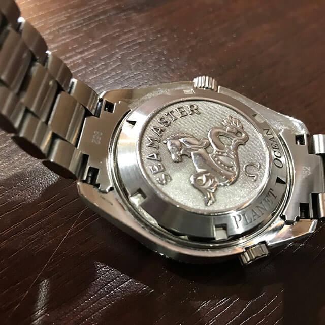 寝屋川のお客様からオメガの腕時計【シーマスター プラネットオーシャン】を買取_04