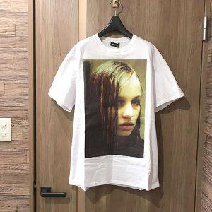 モノカウ心斎橋店にてラフシモンズの映画『クリスチーネF』の【Christiane F Wet Hair Tシャツ】を買取