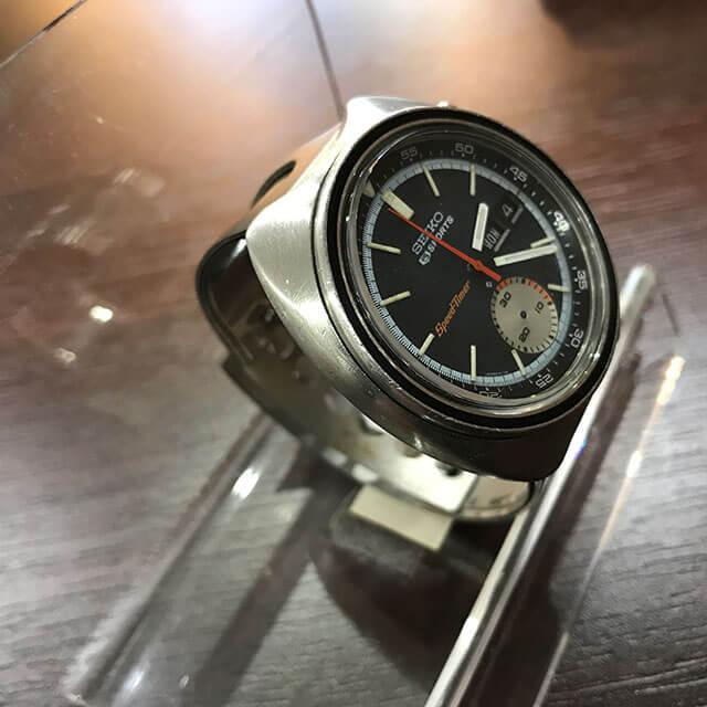 枚方のお客様からSEIKO(セイコー)の腕時計【スピードタイマー】を買取_02
