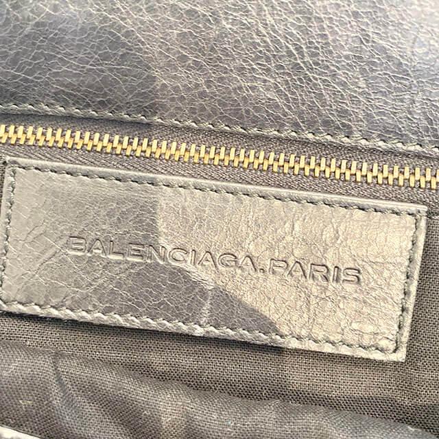 東花園のお客様からバレンシアガのバッグ【ザ・フォルク】を買取_04