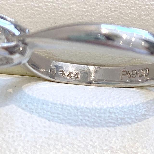 東大阪のお客様から0.3カラットのダイヤの指輪を買取_03