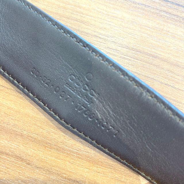 東大阪のお客様からグッチの【シェリーライン】のベルトを買取_04