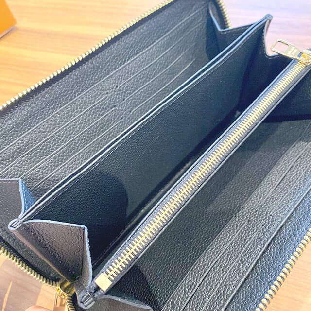 モノカウ心斎橋店にて新品のヴィトンのアンプラントの長財布【ジッピーウォレット】を買取_04