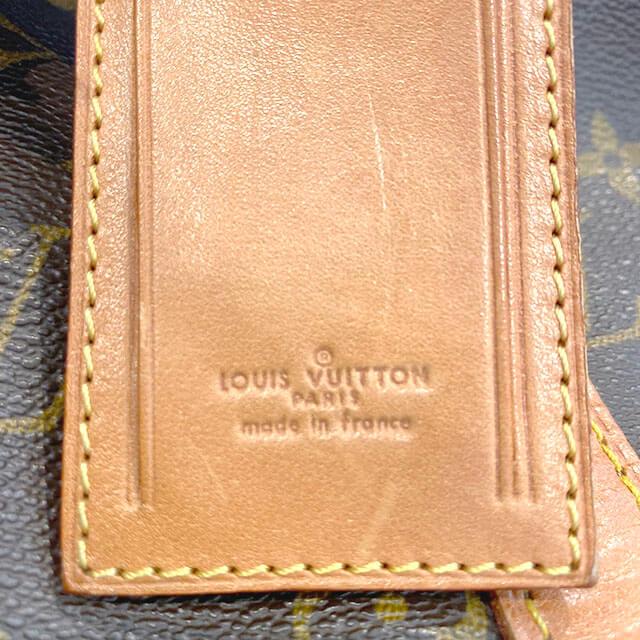 東花園のお客様からヴィトンのボストンバッグ【キーポル45 バンドリエール】を買取_03