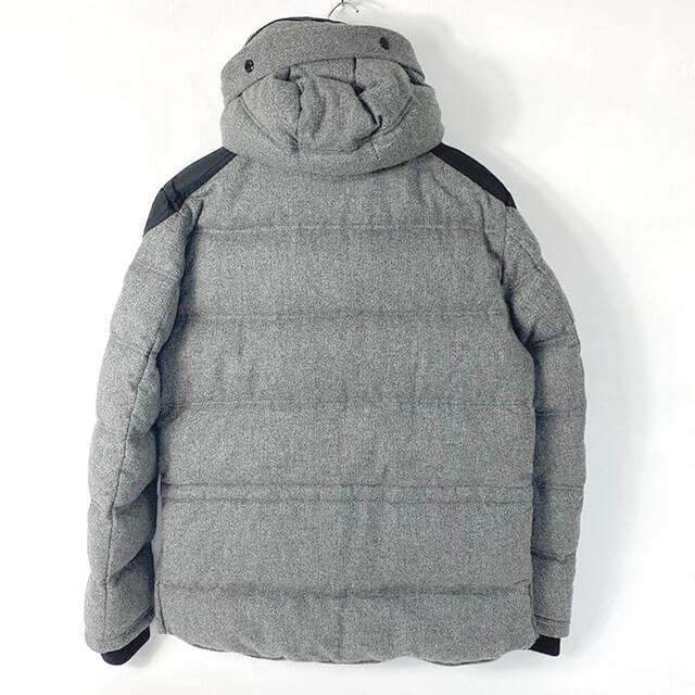 平野のお客様からモンクレールのダウンジャケット【HUGO(ヒューゴ)】を買取_02