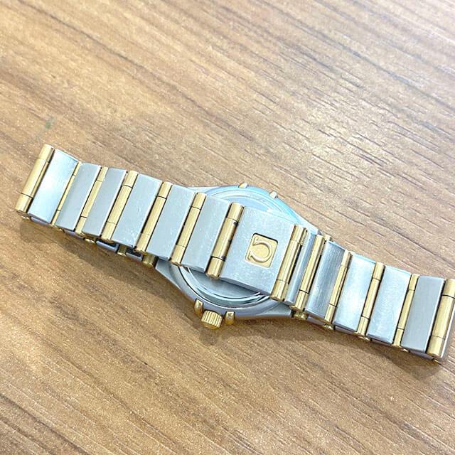東大阪のお客様からオメガの腕時計【コンステレーション】を買取_02