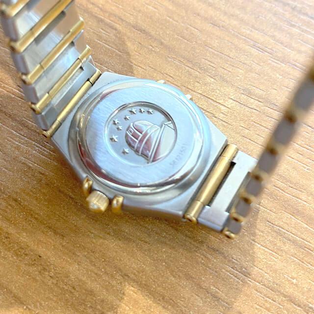 東大阪のお客様からオメガの腕時計【コンステレーション】を買取_03