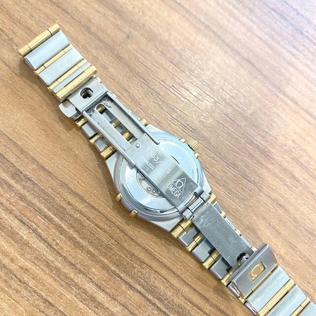 東大阪のお客様からオメガの腕時計【コンステレーション】を買取_04