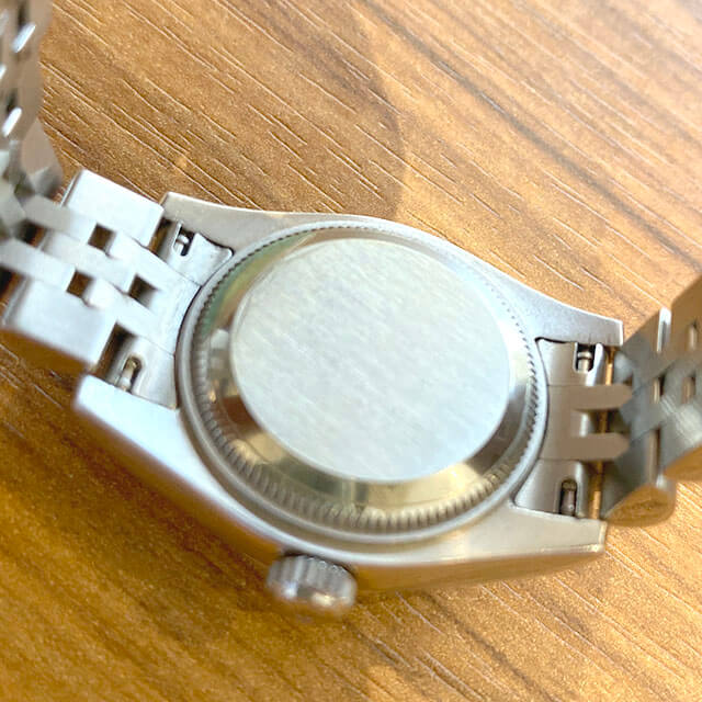 東大阪のお客様からロレックスの腕時計【デイトジャスト】を買取_03