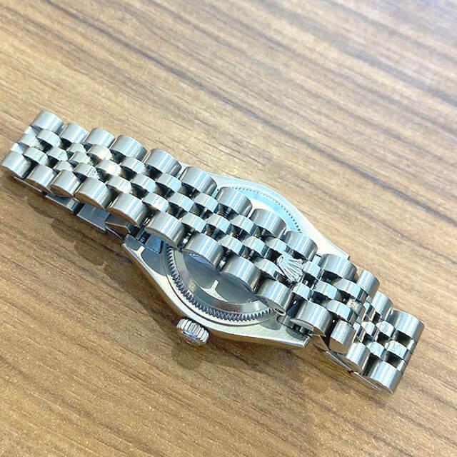 東大阪のお客様からロレックスの腕時計【デイトジャスト】を買取_04