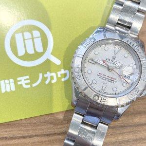 東大阪のお客様からロレックスの腕時計【ヨットマスター】を買取
