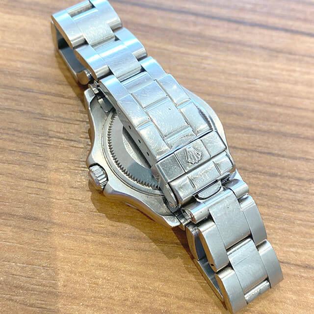 東大阪のお客様からロレックスの腕時計【ヨットマスター】を買取_02