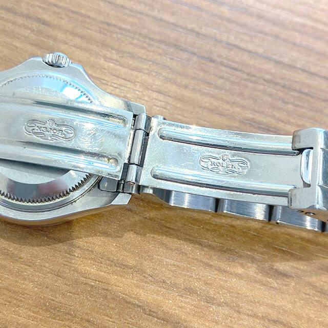 東大阪のお客様からロレックスの腕時計【ヨットマスター】を買取_03