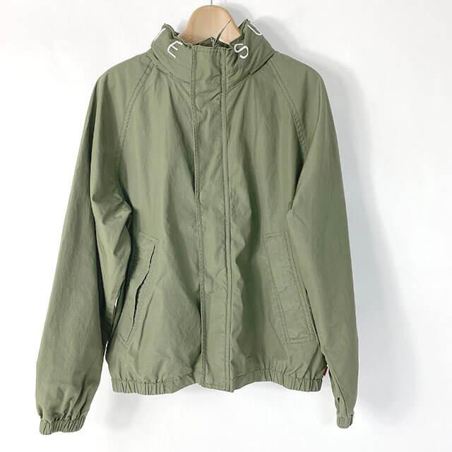 和歌山のお客様からシュプリームの【20SS Raglan Court Jacket(ラグランコートジャケット)】を買取_01