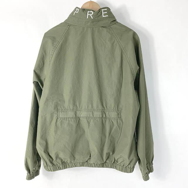 和歌山のお客様からシュプリームの【20SS Raglan Court Jacket(ラグランコートジャケット)】を買取_02