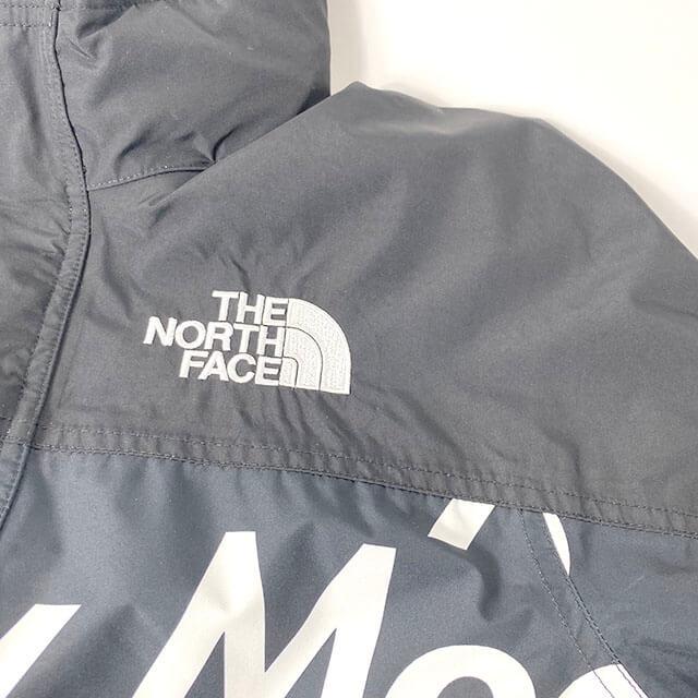和歌山のお客様からシュプリーム×ノースフェイスの【2015AW By Any Means Necessary Mountain Pullover Jacket】を買取_04