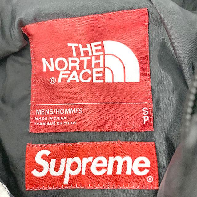 和歌山のお客様からシュプリーム×ノースフェイスの【2015AW By Any Means Necessary Mountain Pullover Jacket】を買取_03