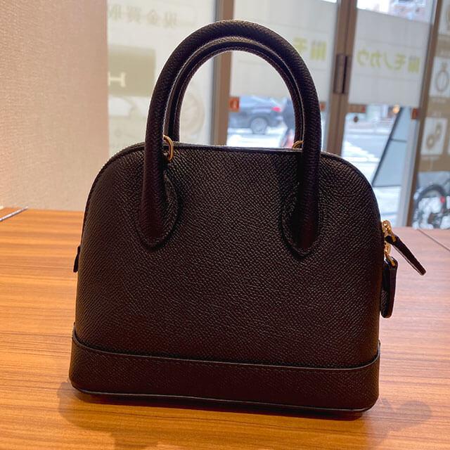 札幌のお客様からバレンシアガのバッグ【ヴィル トップ ハンドル XXS】を買取_03