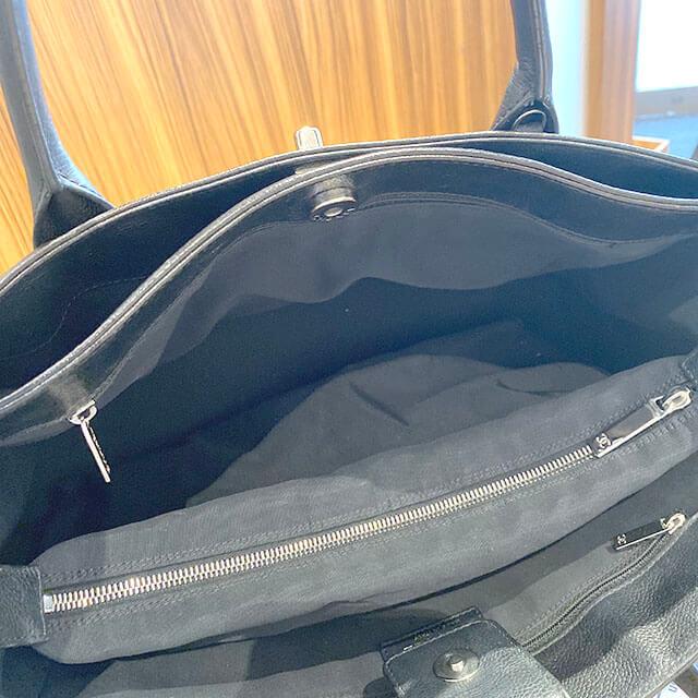 大阪のお客様からシャネルの【エグゼクティブ】トートバッグを買取_03