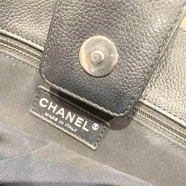 大阪のお客様からシャネルの【エグゼクティブ】トートバッグを買取_04