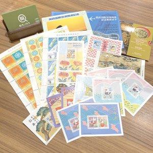 深江橋のお客様から日本郵便の切手を買取