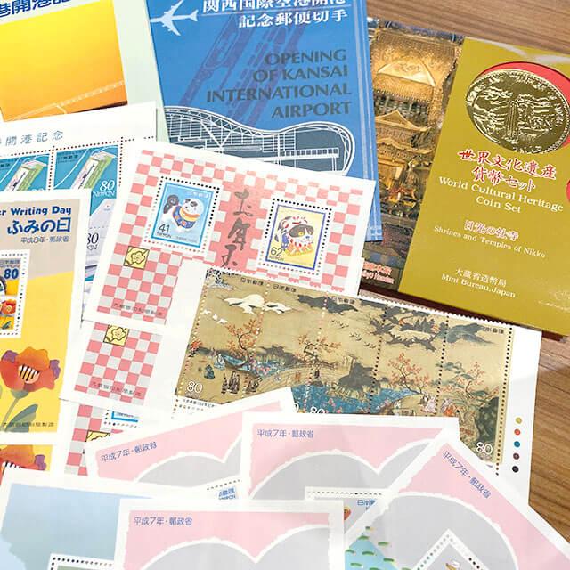 深江橋のお客様から日本郵便の切手を買取_03