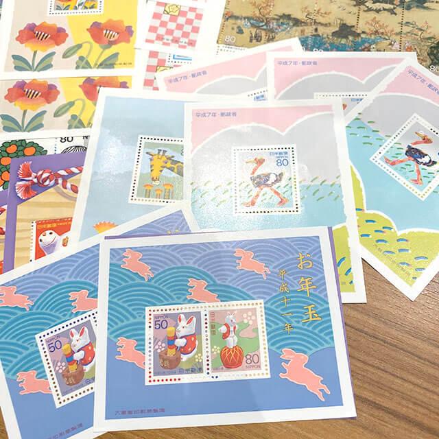 深江橋のお客様から日本郵便の切手を買取_04