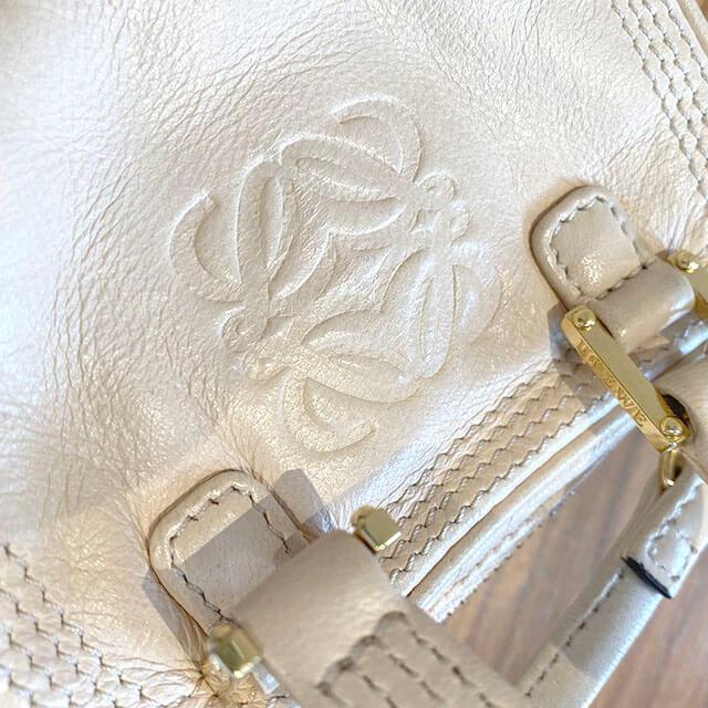 天王寺のお客様からロエベのバッグ【アマソナ マイクロミニ】を買取_03