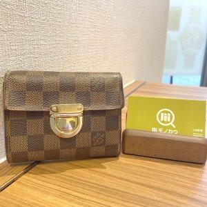 モノカウ枚方営業所にてヴィトンの財布【ポルトフォイユ・コアラ】を買取