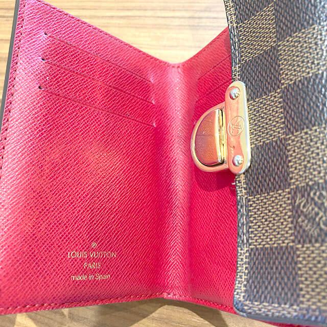 モノカウ枚方営業所にてヴィトンの財布【ポルトフォイユ・コアラ】を買取_04