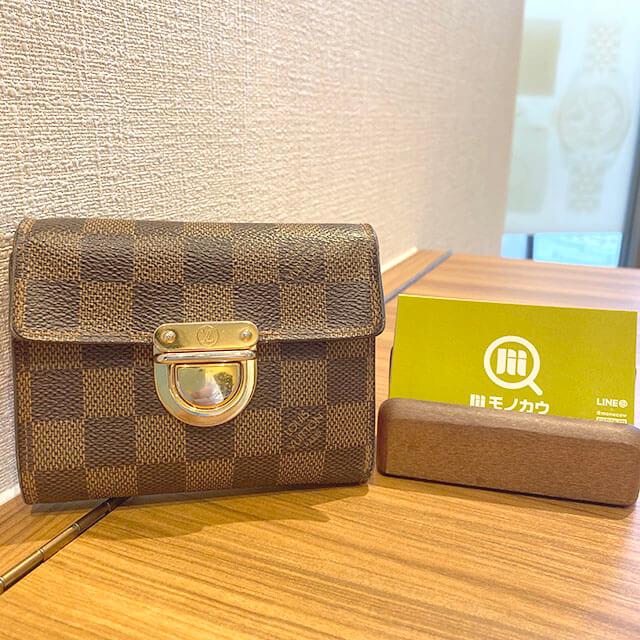 モノカウ枚方営業所にてヴィトンの財布【ポルトフォイユ・コアラ】を買取_01