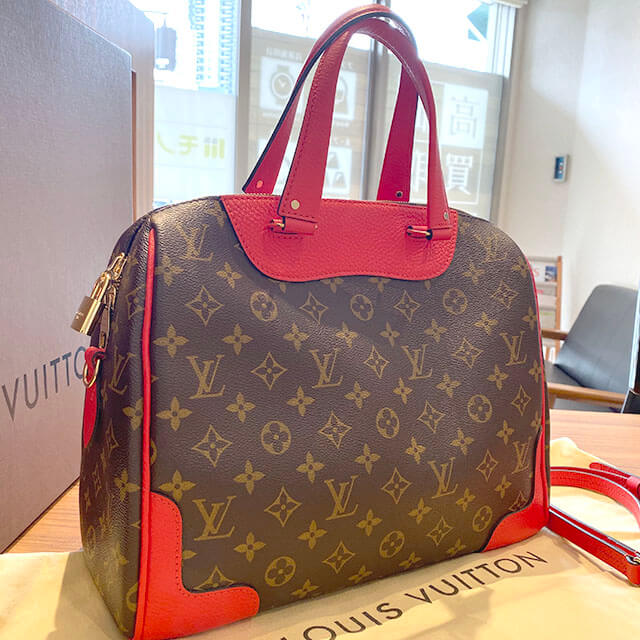 高井田のお客様からヴィトンの2wayバッグ【モノグラム・レティーロ】を買取_02