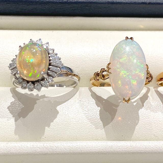 モノカウ玉造店にて今福鶴見のお客様から色石付きの指輪を買取_02