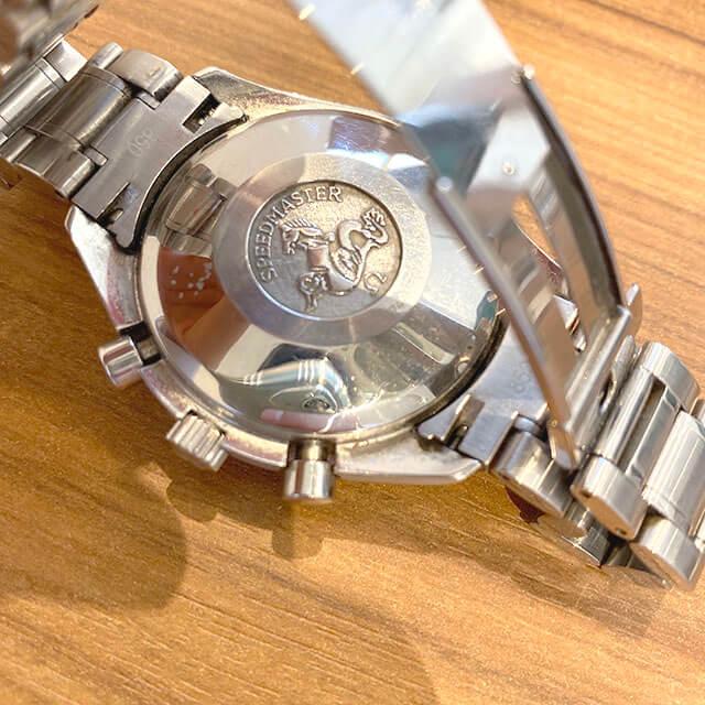 生野のお客様からオメガの腕時計【スピードマスター クロノ】を買取_03