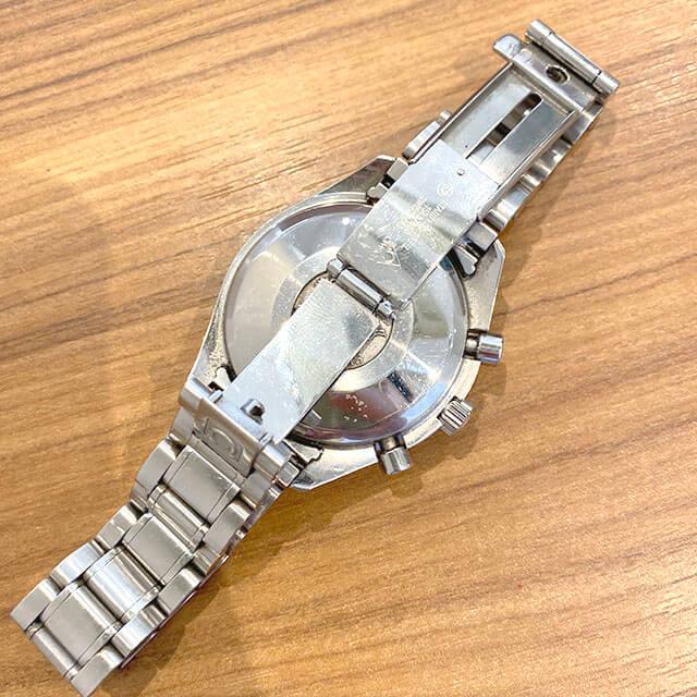 生野のお客様からオメガの腕時計【スピードマスター クロノ】を買取_04