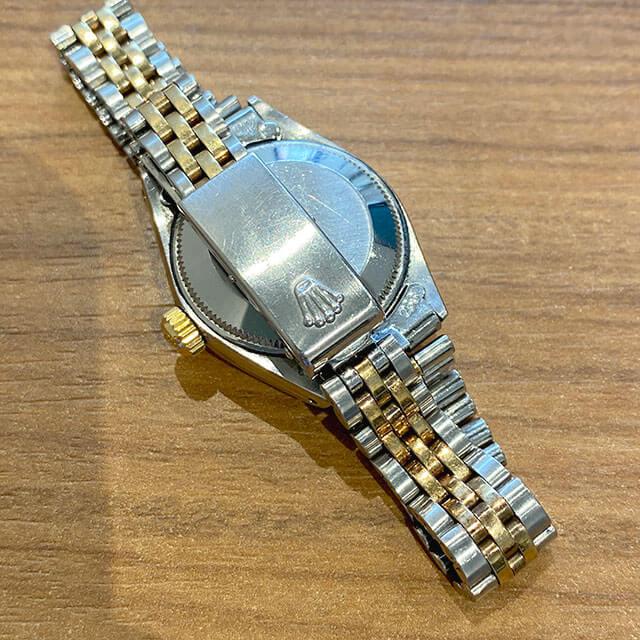 大阪のお客様から30年以上前の古いヴィンテージロレックスの腕時計を買取_03
