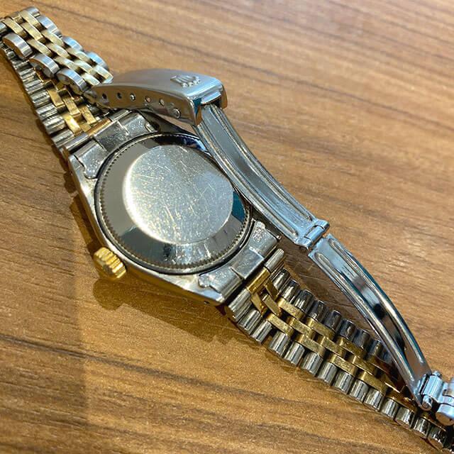 大阪のお客様から30年以上前の古いヴィンテージロレックスの腕時計を買取_04