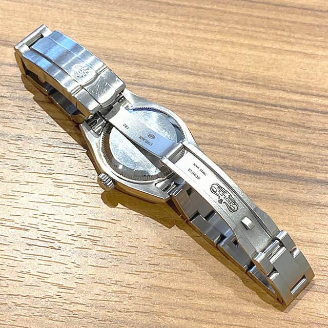 森ノ宮のお客様からロレックスの腕時計【オイスターパーペチュアル】を買取_03