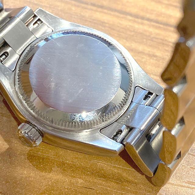 森ノ宮のお客様からロレックスの腕時計【オイスターパーペチュアル】を買取_04