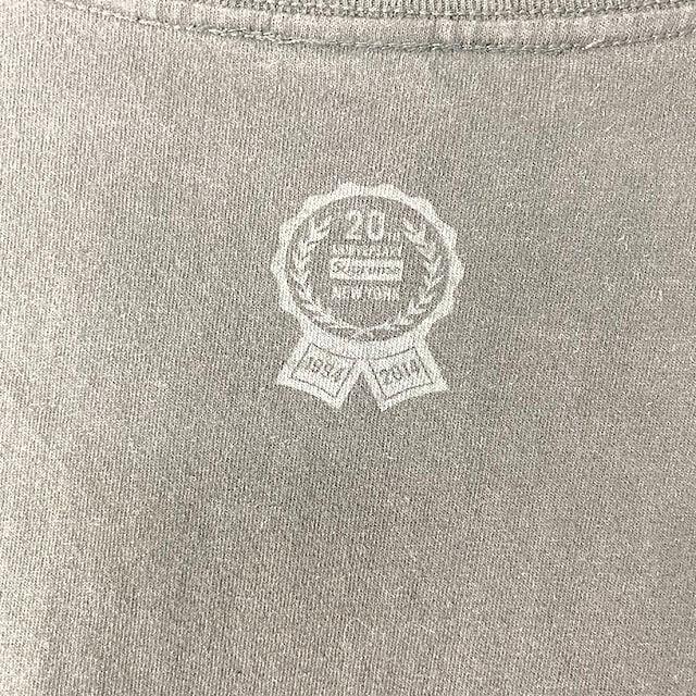 堺のお客様からシュプリームの【14SS 20th Anniversary Box Logo Tee】ボックスロゴ Tシャツを買取_03