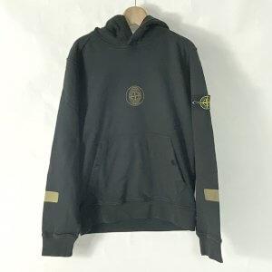 モノカウ心斎橋店にて東大阪のお客様からシュプリームの【19SS Stone Island Hooded Sweatshirt】を買取