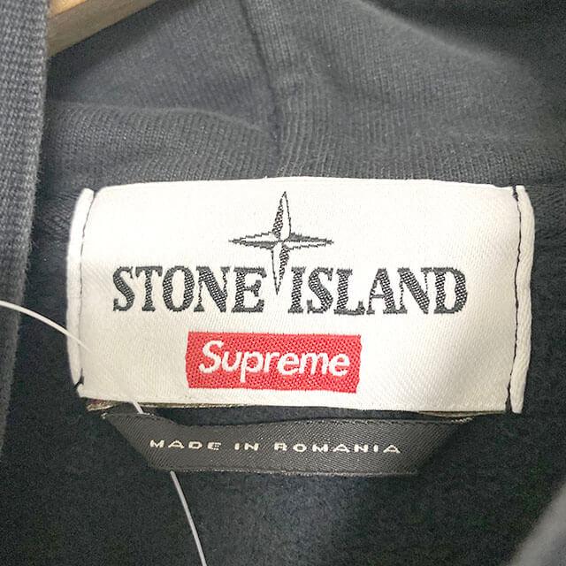 モノカウ心斎橋店にて東大阪のお客様からシュプリームの【19SS Stone Island Hooded Sweatshirt】を買取_04