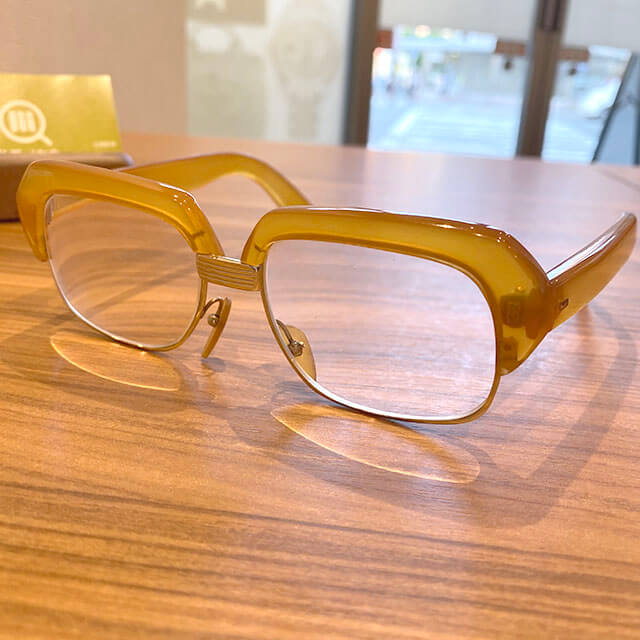 モノカウ緑橋店にて鴫野のお客様から鼈甲(べっこう)の14金の眼鏡を買取_02